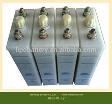 Buona batterie al nichel cadmio prezzo 1.2v 30ah per segnalamento ferroviario attrezzature