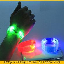 Party music light flashing led wristband toys