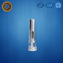 Custom made high precision aluminum pens parts
