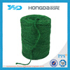 2ply jute twine, green colored jute twine agriculture twine