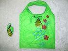 2014 fashion custom hot sale foldable shopping bag polyester