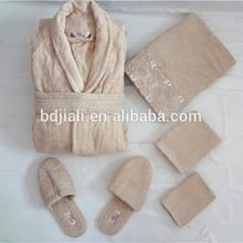 100% cotton Hotel and spa bathroom accessories