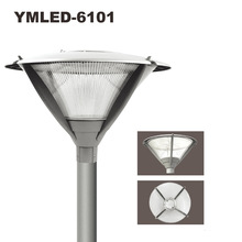 CE approved LED garden pole lights 5years warranty high quality outdoor lighting use yard,square,parking,road,street lamp post