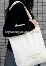 custom wholesale manufacturer promotional natural cotton canvas tote bag