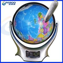 Educativos 32 cm inteligente globo lámpara de LED y el altavoz