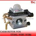 Carburador para stihl tesourasdepoda hs81 hs81r hs81rc hs81t hs86 hs86r hs86t substitui carb c1q-s225 zama