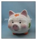 Piggy Bank That Counts Money ,Ceramic Piggy Bank ,Ceramic Counts Money