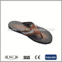 china good price wholesale OEM soft leather chappals men