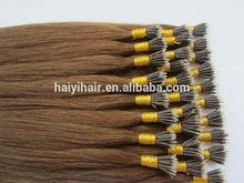Tangle Free Virgin Remy Brazilian Micro Loop Hair Extensions