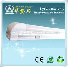 Huadengxing FACTORY BEST SALE 100-240v 2feet 1.2m ul led tube light et ul led tube light with 5years warranty ul list