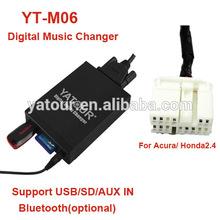 Car radios digital MP3 player>USB/SD/AUX/Bluetooth kit for Honda Accord/Civic/CRV/Element/Odyssey/Fit/Legand/Pilot/S2000