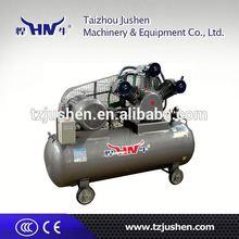 taizhou cheap 7.5hp high pressure belt driven compressors