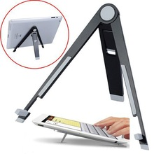 Universal Folding Zinc Alloy Stand Holder for iPhone /Samsung / Camera / Tablet pc