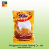 High quality vacuum design your own food plastic bag