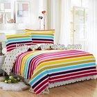 100% Cotton white popular bedding set for sale