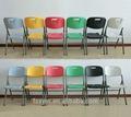 Foshan, molde soplado, sillas plásticas plegables para banquetes