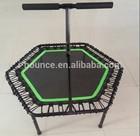 Hexagon trampoline fitenss bungee trampoline