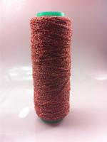 orange colourful new style fancy yarn