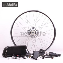 MOTORLIFE 2014 Latest smart motorlife mobile control electric bicycle conversion kit for sale