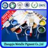standard leafing aluminium pigment paste for industrial paint
