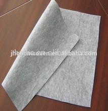 Needle punched felt properties of felt fabric