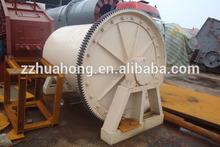 Fine pulverizer ball mill, intermittent ball mill, small ball mill for sale