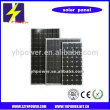 factoty China cheap pv 180w monocrystalline largest solar panel