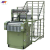 high speed automatic zipper ribbon making machine