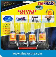 Factory direct super glue 502 bonds instantly