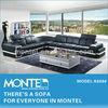 2014 divan living room furniture sofa modern style leather sofa
