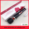 PD006 big AV cheap magic wand massager,wired 2 speed personal massager,sex toy for female