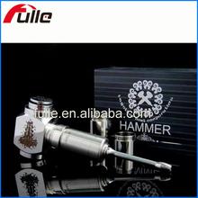 2014 Wholesale high quality new Perfect design mechanical mod hammer mod clone