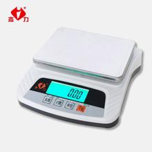 LCD display top pan digital balance 6kg