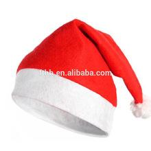 2014 Hot-selling fashion unique handmade wholesale crafts felt design hat ornament Christmas cap