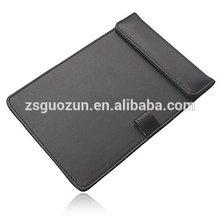 High quality pu leather menu cover/folder/book for restaurant&hotel