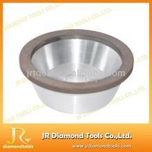 carbide sharpening resin bond cup 12A2 diamond wheel
