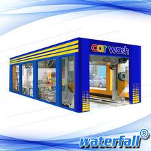 Automatic high pressure washer of car machine equipment