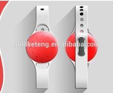 Wifi Smart Watch Bracelet Bluetooth for iphone, OLED display high quality bluetooth smart bracelet