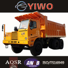 mini dump truck used in mine