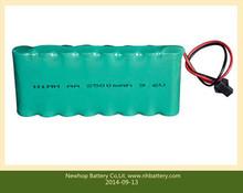 NiMH AA rechargeable batteries, nickel-metal hydride batteries, nickel metal hydride battery combination