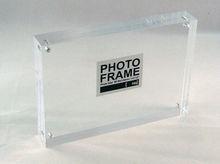üst kalitede berrak akrilik metal plastik resim çerçevesi profilleri
