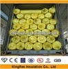 high quality thermal conductivity glass wool insulation heat insulation construction material in China