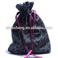 custom wholesale manufacturer 100% cotton drawstring bags