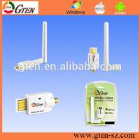 Hot worldwide popular sinmax high power wireless usb adapter 150/300Mbps
