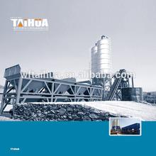 Civil construction tools precast machine HZS180 concrete mixing plant price
