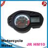 2014 hot selling south America market motorcycle digital speedometer
