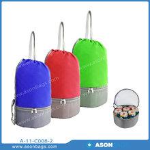 Shoulder Insulated Beer Can Cooler Bag