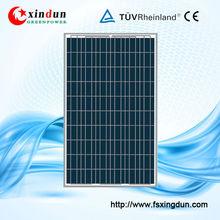 polycrystalline 250w 36v sunpower 10kw solar panel system