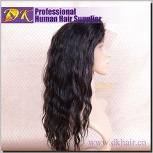 DK Wholesale brazilian hair wig,side part lace front wig