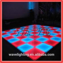 WLK-1-1 640 rgb led acrylic disco dance floor led bar dance floor light